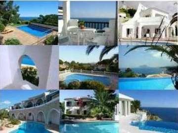 Ferien in Spanien, Urlaub an der Costa Brava mit der Familie oder Freunden.