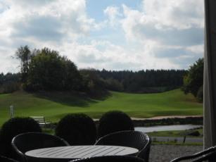 Golfplatz in 66606 St. Wendel im Saarland, Wendelinus Golfpark St. Wendel.