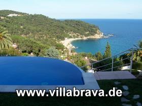 Ferienhäuser und Ferienwohnungen in Spanien an der Costa Brava mieten