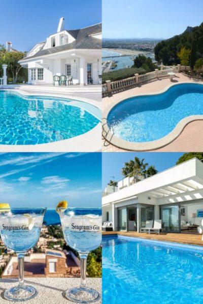 Ferienhäuser und Villen in Spanien