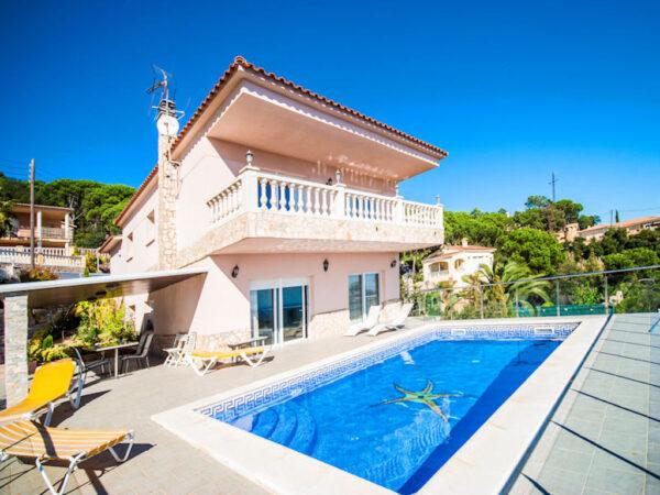 Lastminute Angebote Spanien - Urlaub im Ferienhaus Mittelmeer